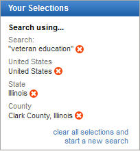 Clark County, Illinois, demographics, statistics