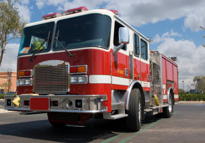fire engine, alternative firefighter grants for small departments