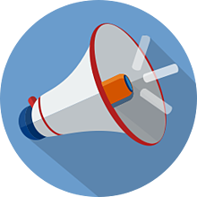Grant_success_megaphone
