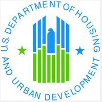 U.S. Department of Housing and Urban Development logo, news on HUD sequestration cuts to CDBG and other grant programs, HUD furloughs and the sequester