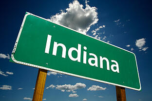 State of Grantmaking in Indiana, Indiana grant making and budget and state outlays