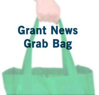 Grant news items for August 25, 2015