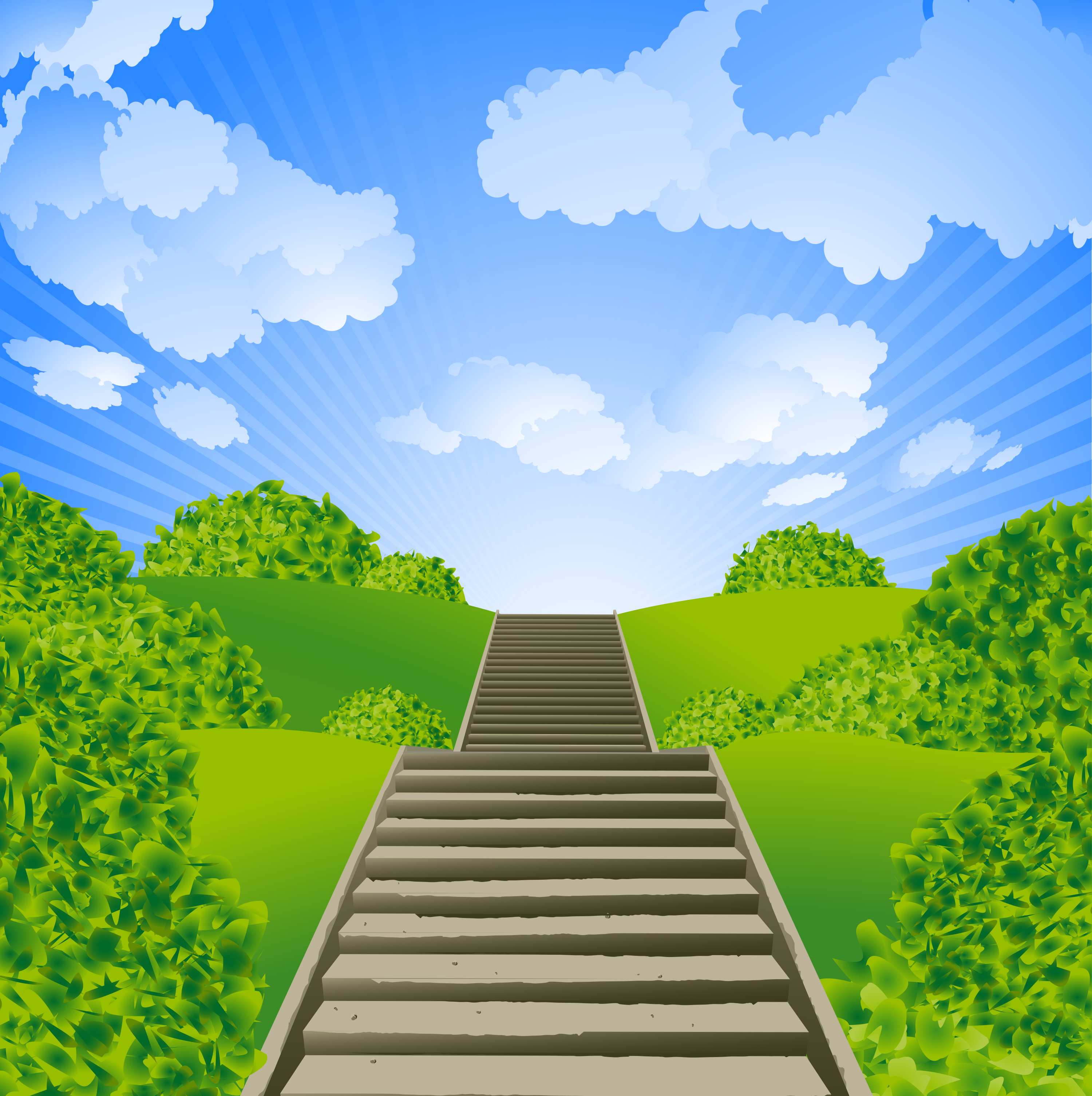 Staircase in an Article About the Justice and Mental Health Collaboration Grant