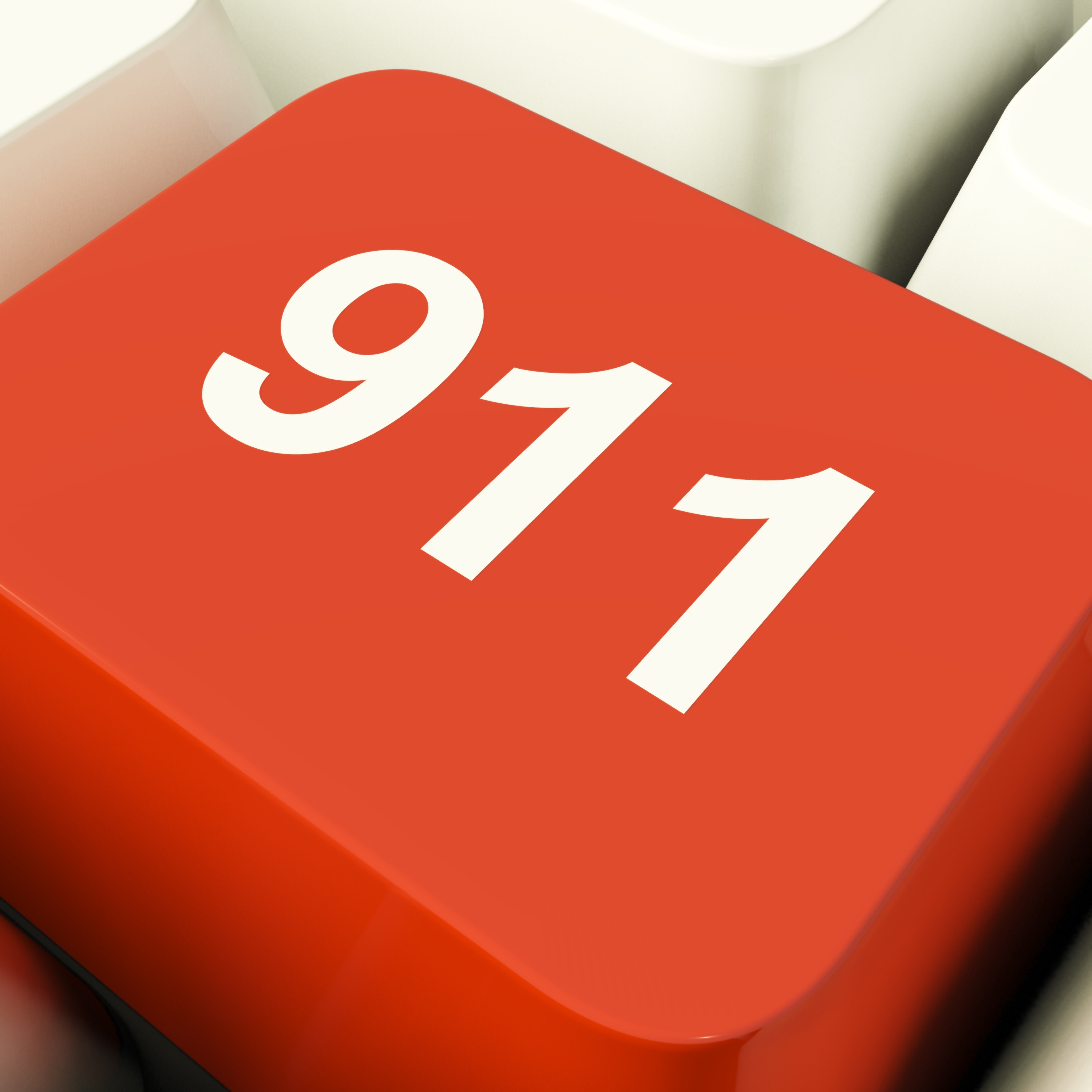 911 Button in an Article About Overcoming Interoperability