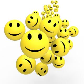 Yellow Happy Face in Article About the Healthy Smiles Healthy Children Dental Grant