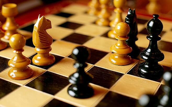 Your grant proposals blueprint the logic model parlor games chess malvernweather Choice Image