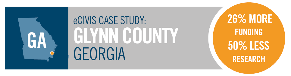 Glynn County Georgia Case Study with eCivis Grant Management Software