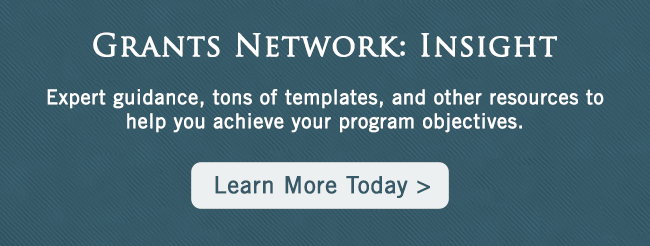 Grants Network: Insight expert grant guidance and compliance manuals
